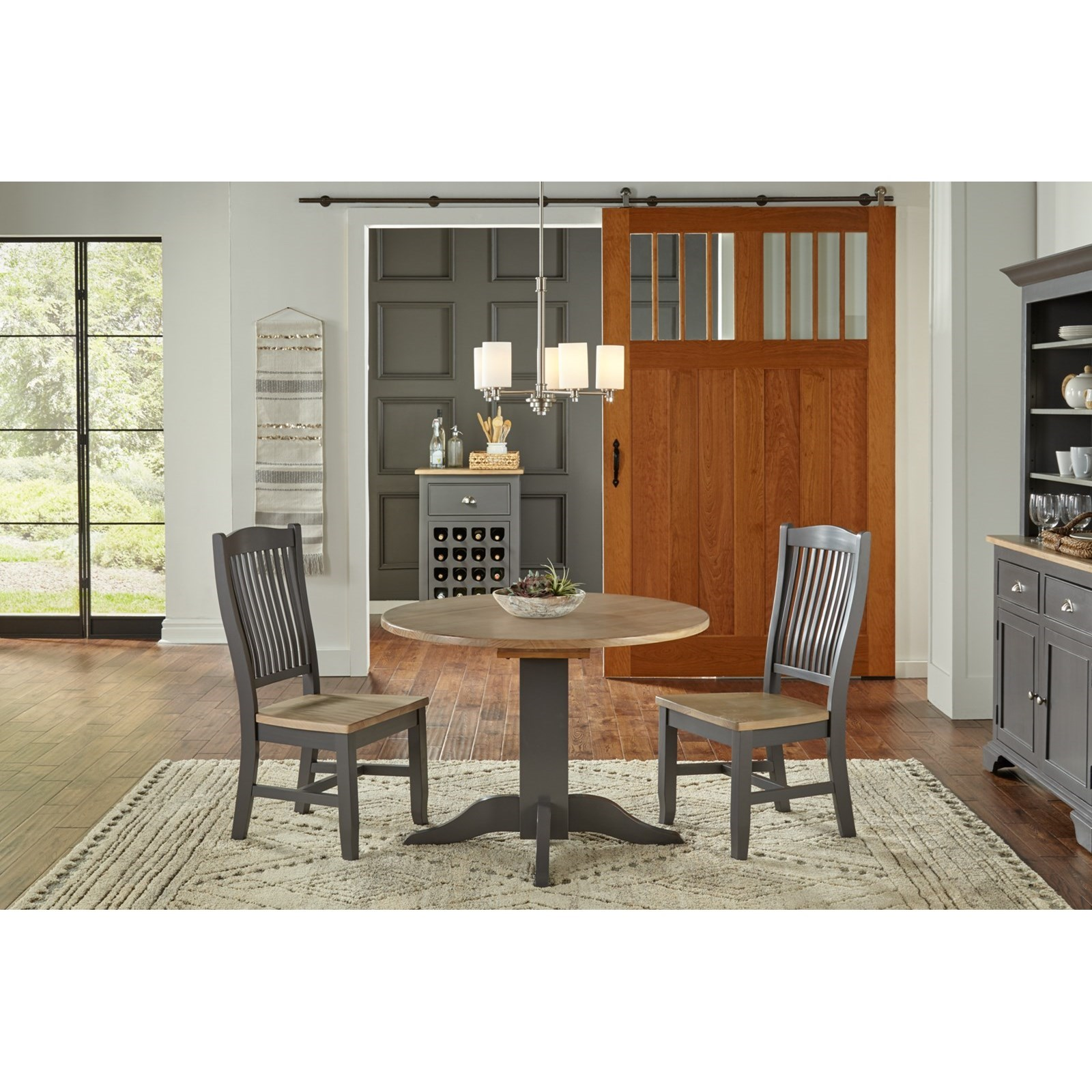Aamerica Port Townsend Dining Room Group Value City Furniture Formal Dining Room Groups