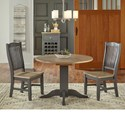 AAmerica Port Townsend 3 Pc Table Set - Item Number: SP-625+2X265