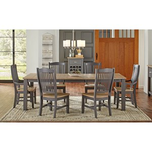 AAmerica Port Townsend 7 Pc Table Set