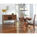 AAmerica Roanoke Casual Dining Room Group - Item Number: ROA-MO Dining Room Group 1