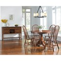AAmerica Roanoke Casual Dining Room Group - Item Number: ROA-MO Dining Room Group 2