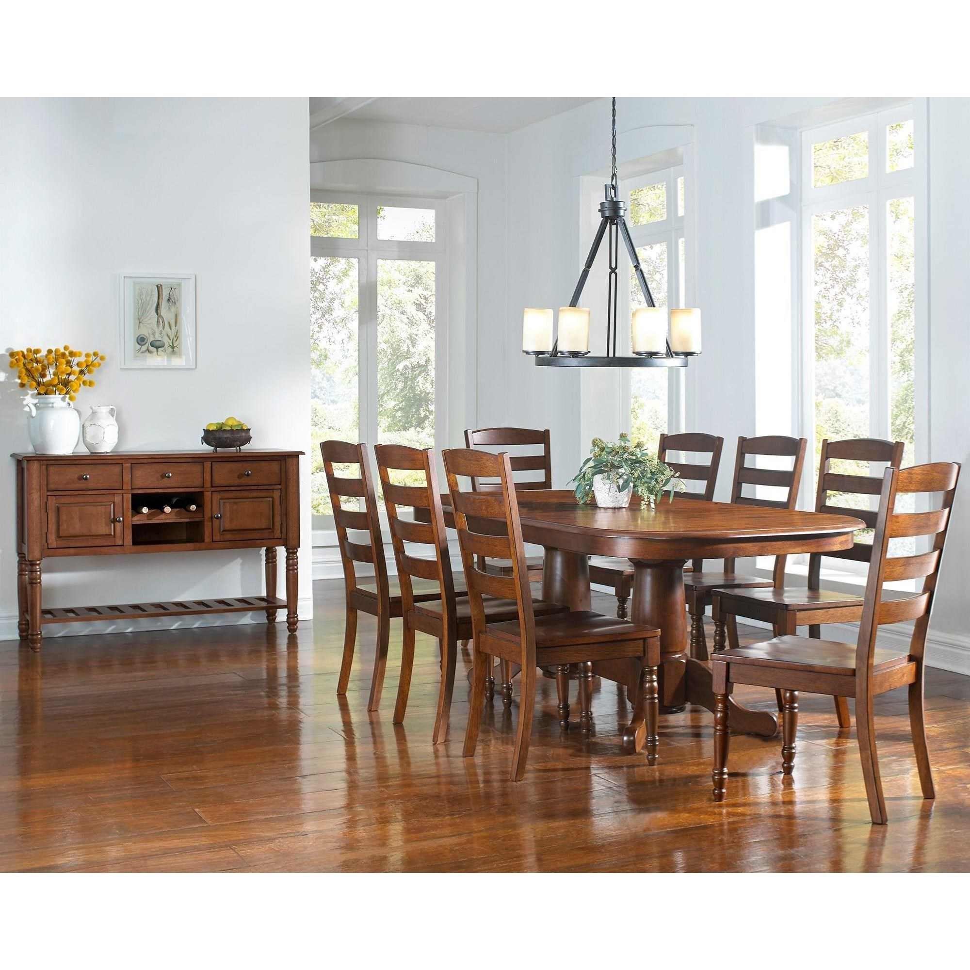28 dining room groups ashley signature design for Casual dining room