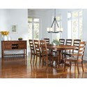 AAmerica Roanoke Casual Dining Room Group - Item Number: ROA-MO Dining Room Group 6