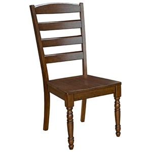 AAmerica Roanoke Ladderback Chair