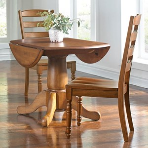 AAmerica Roanoke 3 Piece Dining Set