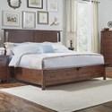 AAmerica Sodo King Panel Storage Bed - Item Number: SOD-WB-5-13-1