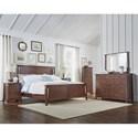 AAmerica Sodo California King Panel Bedroom Group - Item Number: WB CK Bedroom Group 1