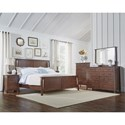 AAmerica Sodo King Panel Bedroom Group - Item Number: WB K Bedroom Group 2