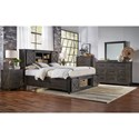 AAmerica Sun Valley King Bedroom Group - Item Number: SUV-CL K Bedroom Group 2