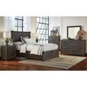 AAmerica Sun Valley King Bedroom Group - Item Number: SUV-CL K Bedroom Group 3
