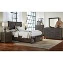 AAmerica Sun Valley King Bedroom Group - Item Number: SUV-CL K Bedroom Group 4