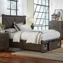 AAmerica Sun Valley California King Bed - Item Number: SUV-CL-5-29-3