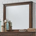 AAmerica Sun Valley Dresser Mirror - Item Number: SUV-RT-5-55-0