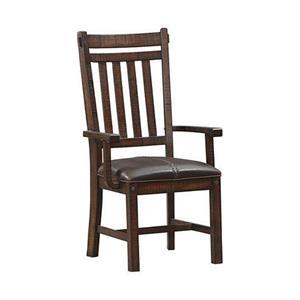 AAmerica Sundance Occ Slatback Arm Chair