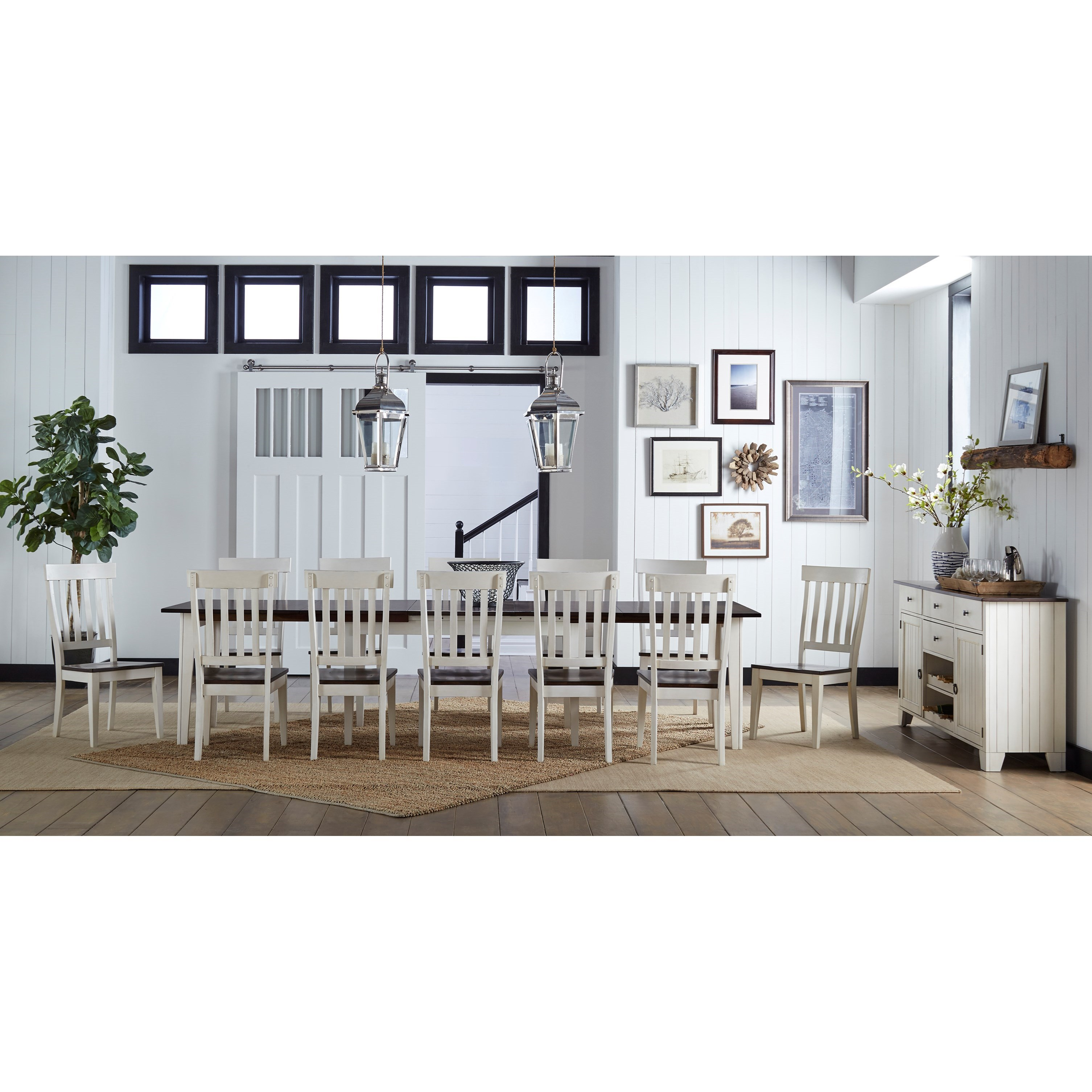 Aamerica Toluca Dining Room Group Value City Furniture Casual Dining Room Groups