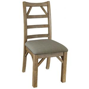 AAmerica West Valley Side Chair