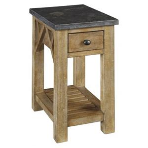 AAmerica West Valley Chair Side Table