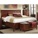AAmerica Westlake California King Storage Bed - Item Number: WSL-CB-5-29-1