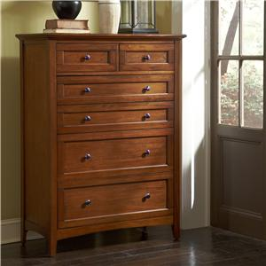 AAmerica Waterford Collection Chest of Drawers
