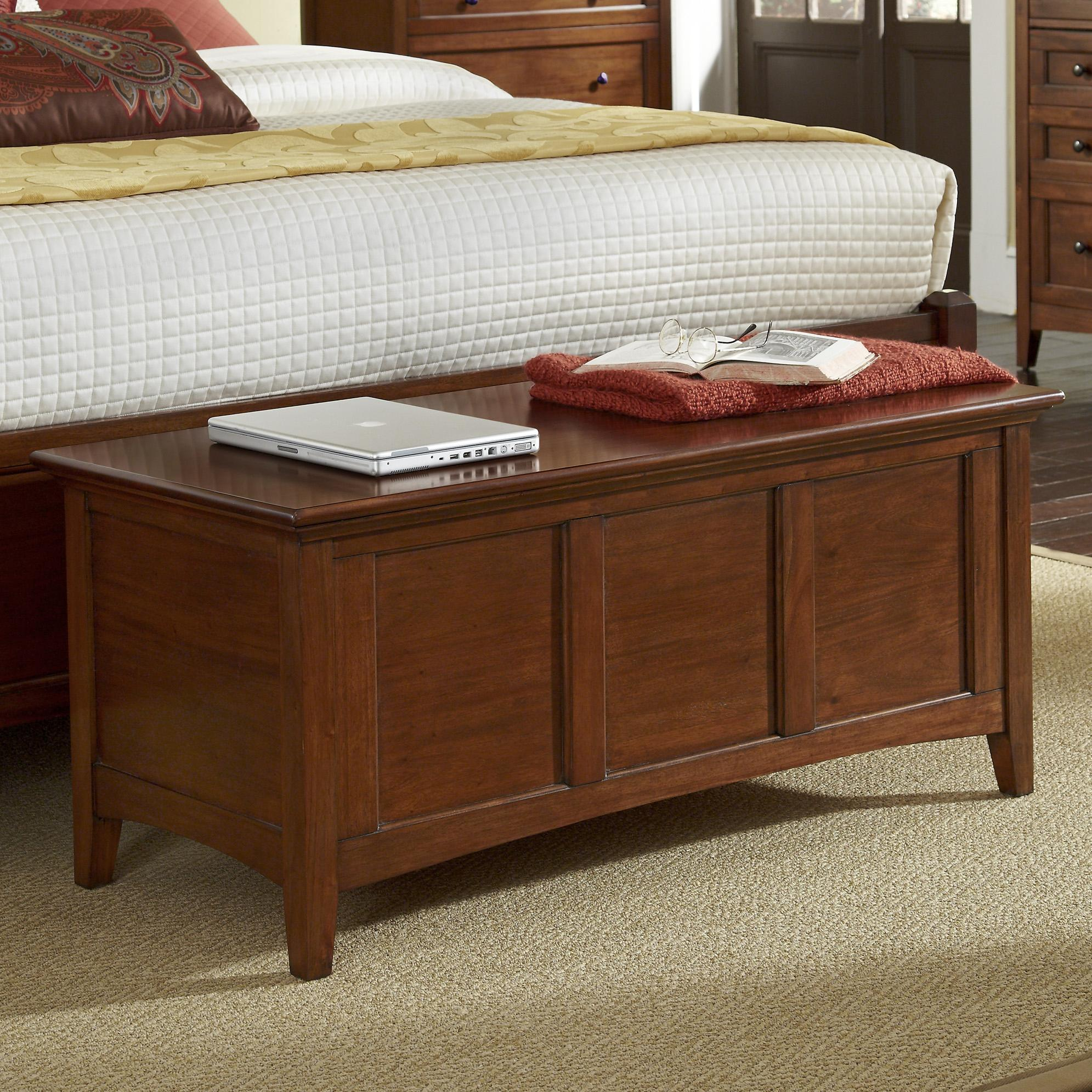 Westlake Transitional Cedar Lined Storage Trunk by AAmerica at SuperStore