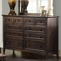AAmerica Westlake Dresser - Item Number: WSL-DM-5-51-0