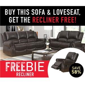 Cassia Living Room Package with Freebie!