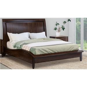 Cassie King Bed