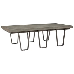 Grey Wash Coffee Table