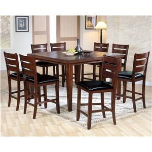 Acme Furniture 00680 Counter Height Dining Set