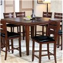 Acme Furniture 00680 9 Piece Counter Height Dining Set - Counter Height Table