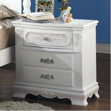 Acme Furniture 01660 Night Stand W 3 Drawers Michael 39 S Furniture Warehouse Night Stands