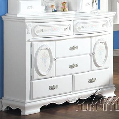 Flora Dresser by Acme Furniture at Rooms for Less