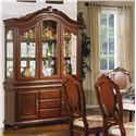 Del Sol AF 11800 Buffet and Hutch - Item Number: 11835H+11835B