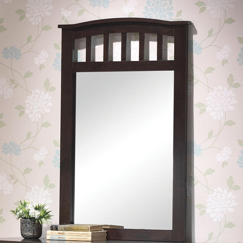 San Marino Mirror by Acme Furniture at Del Sol Furniture