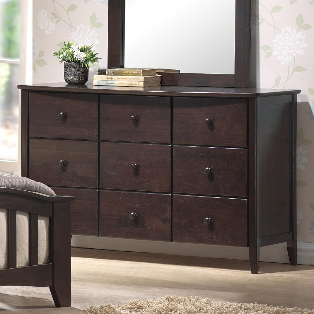 Acme Furniture San Marino Dresser - Item Number: 4998