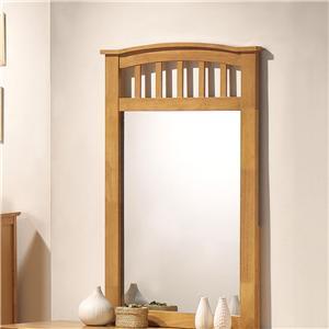 Acme Furniture San Marino Mirror