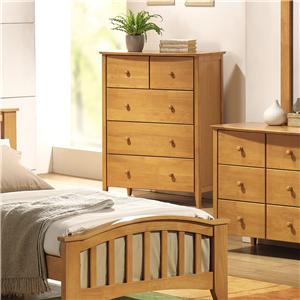 Acme Furniture San Marino Chest of Drawers