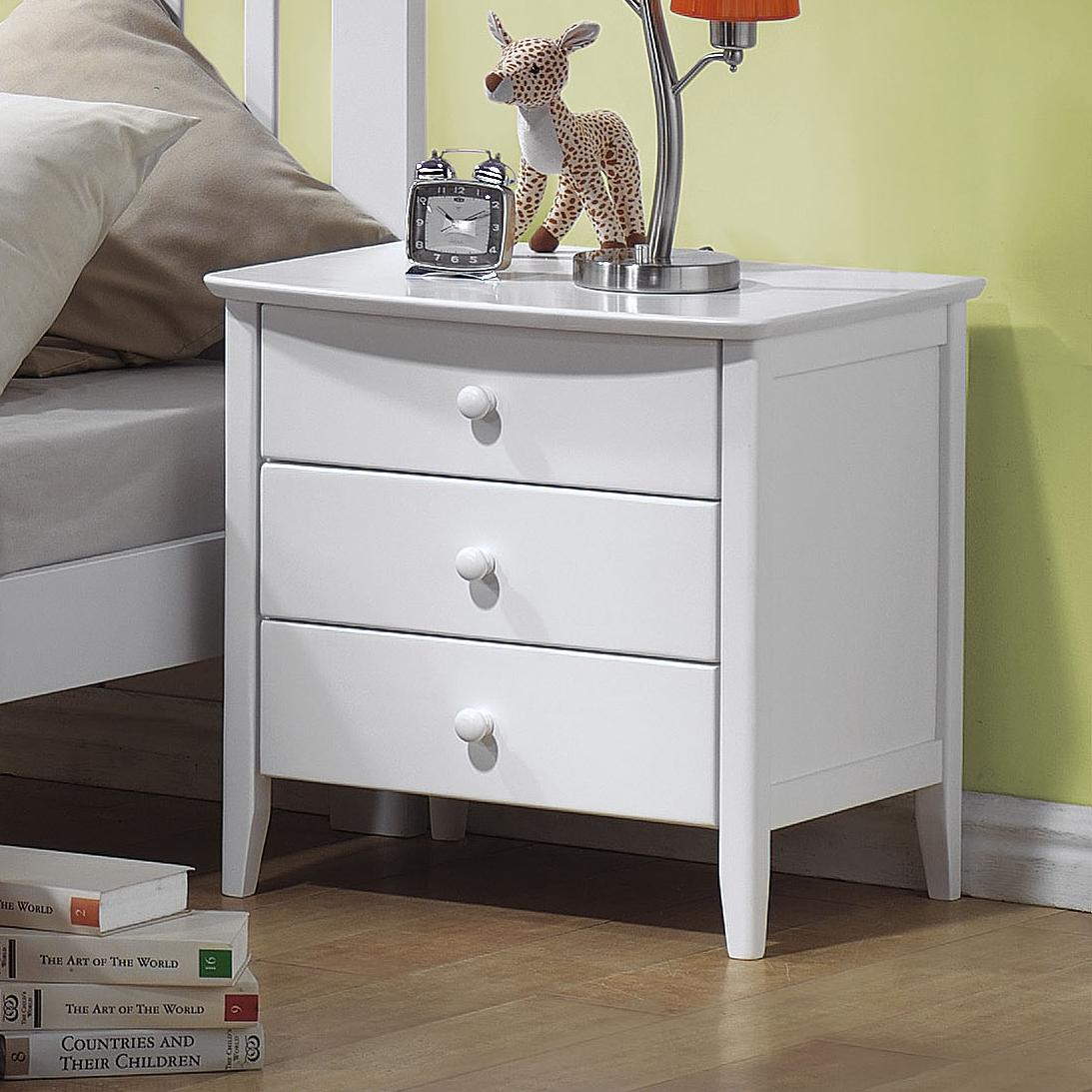Acme Furniture San Marino Nightstand - Item Number: 9158