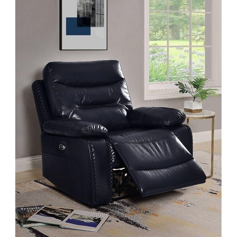 Aashi Power Recliner by Acme Furniture at Dream Home Interiors