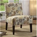 Acme Furniture Aberly Accent Chair - Item Number: 59069