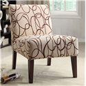 Acme Furniture Aberly Accent Chair - Item Number: 59070
