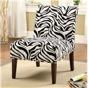 Acme Furniture Aberly Accent Chair - Item Number: 59152