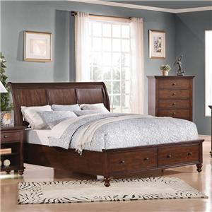 Acme Furniture Aceline Queen Bed