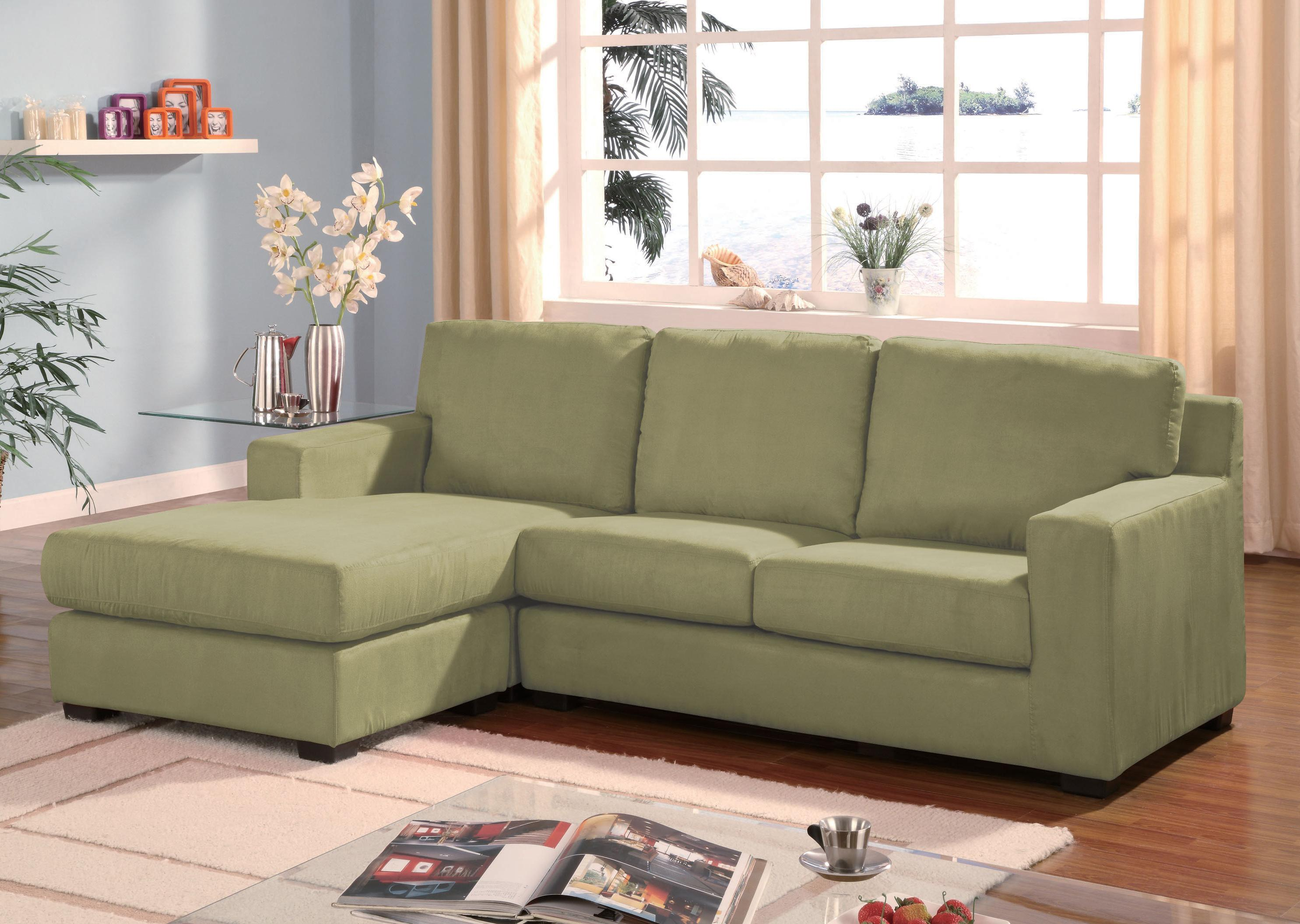 Acme Furniture Sectionals Sectional Sofa - Item Number: 5915 LAFC+5915 RAF