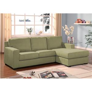 Acme Furniture Sectionals Sectional Sofa
