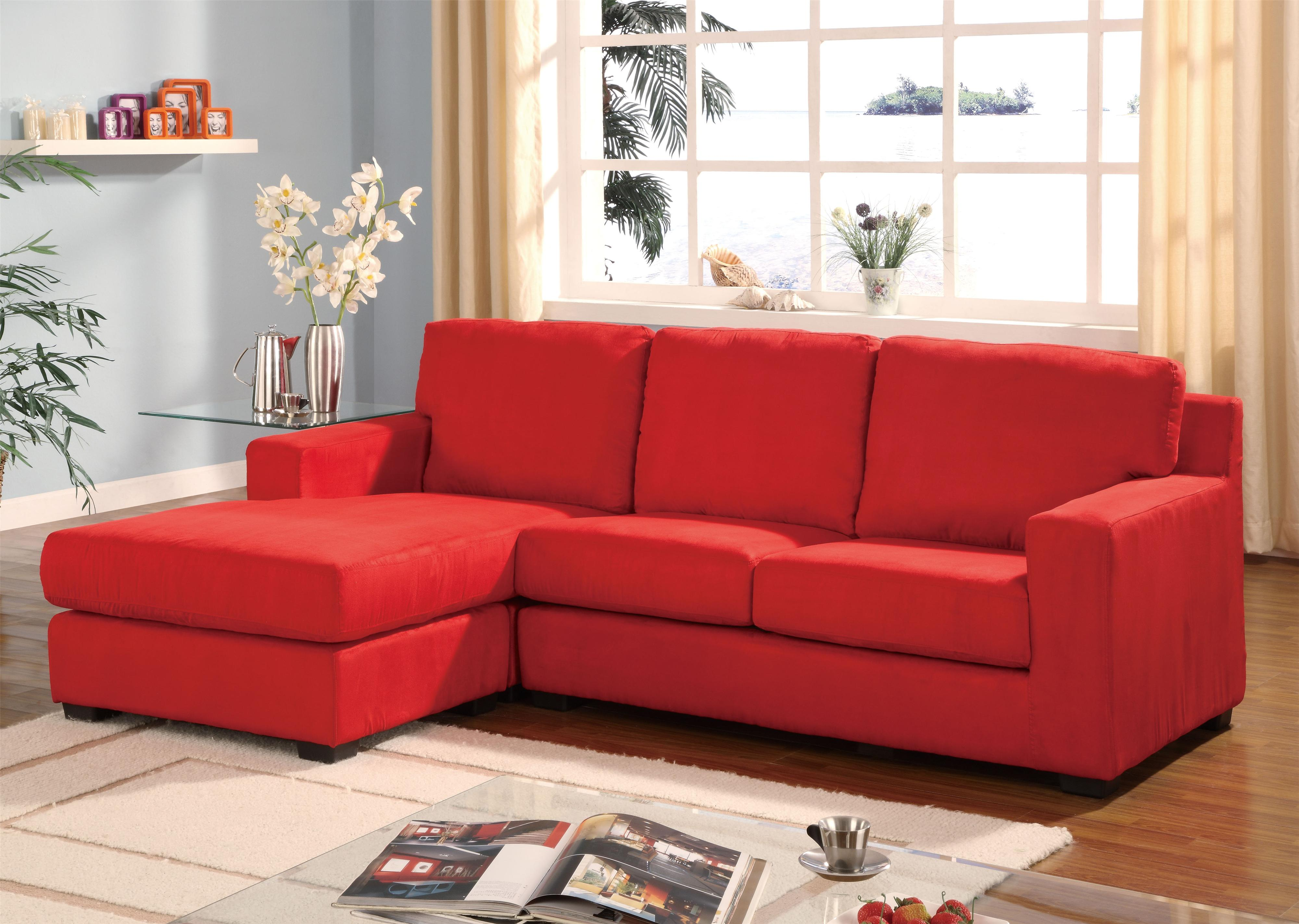 Acme Furniture Sectionals Sectional Sofa - Item Number: 5917 LAFC+5917 RAF