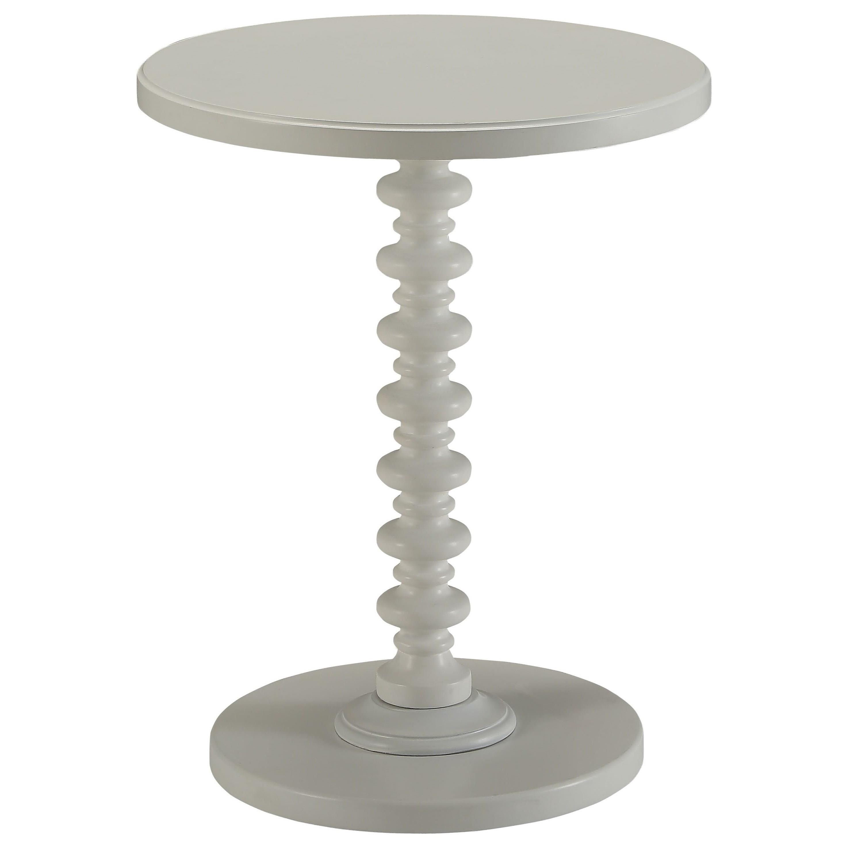Acton Side Table by Acme Furniture at Carolina Direct