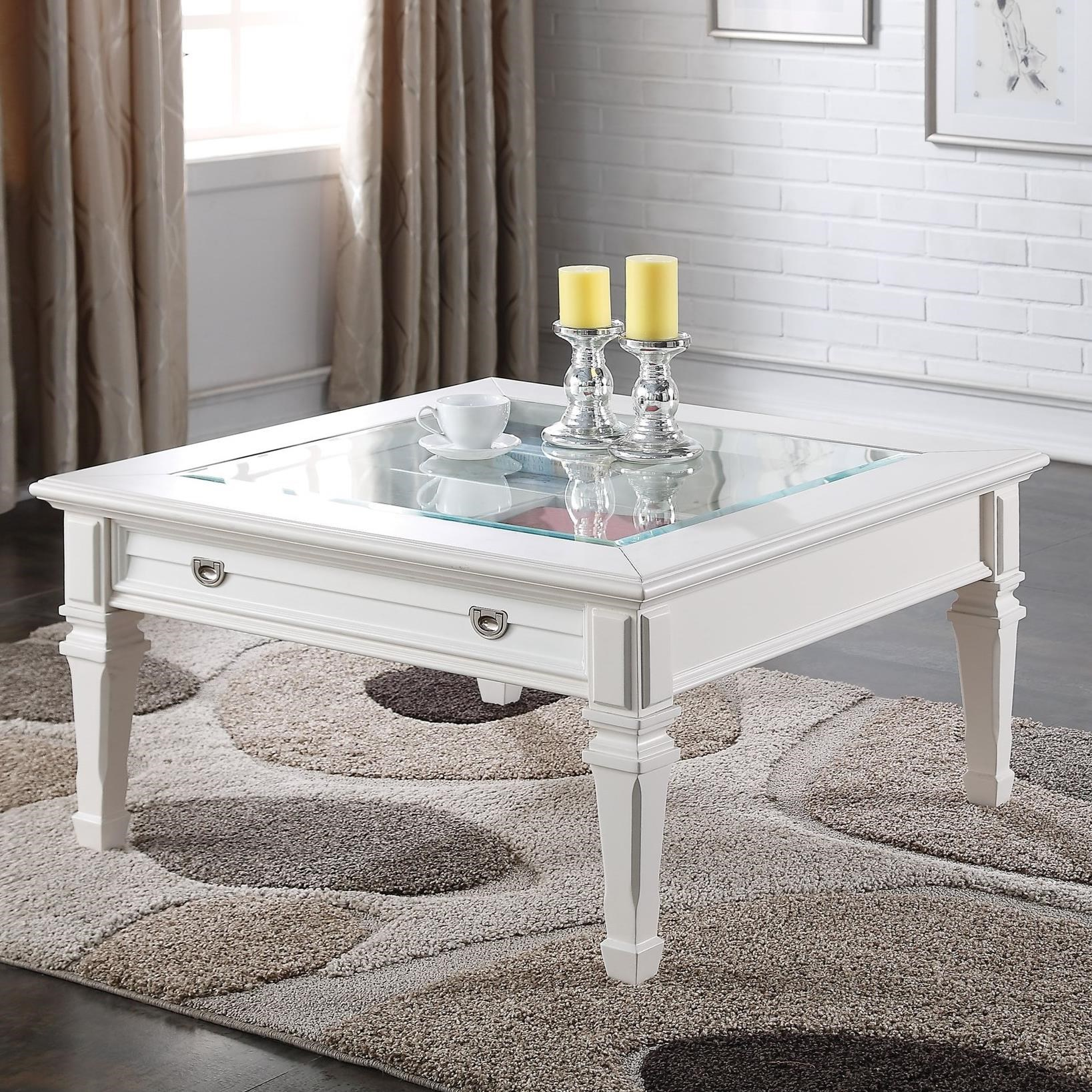 Adalyn Coffee Table by Acme Furniture at Carolina Direct