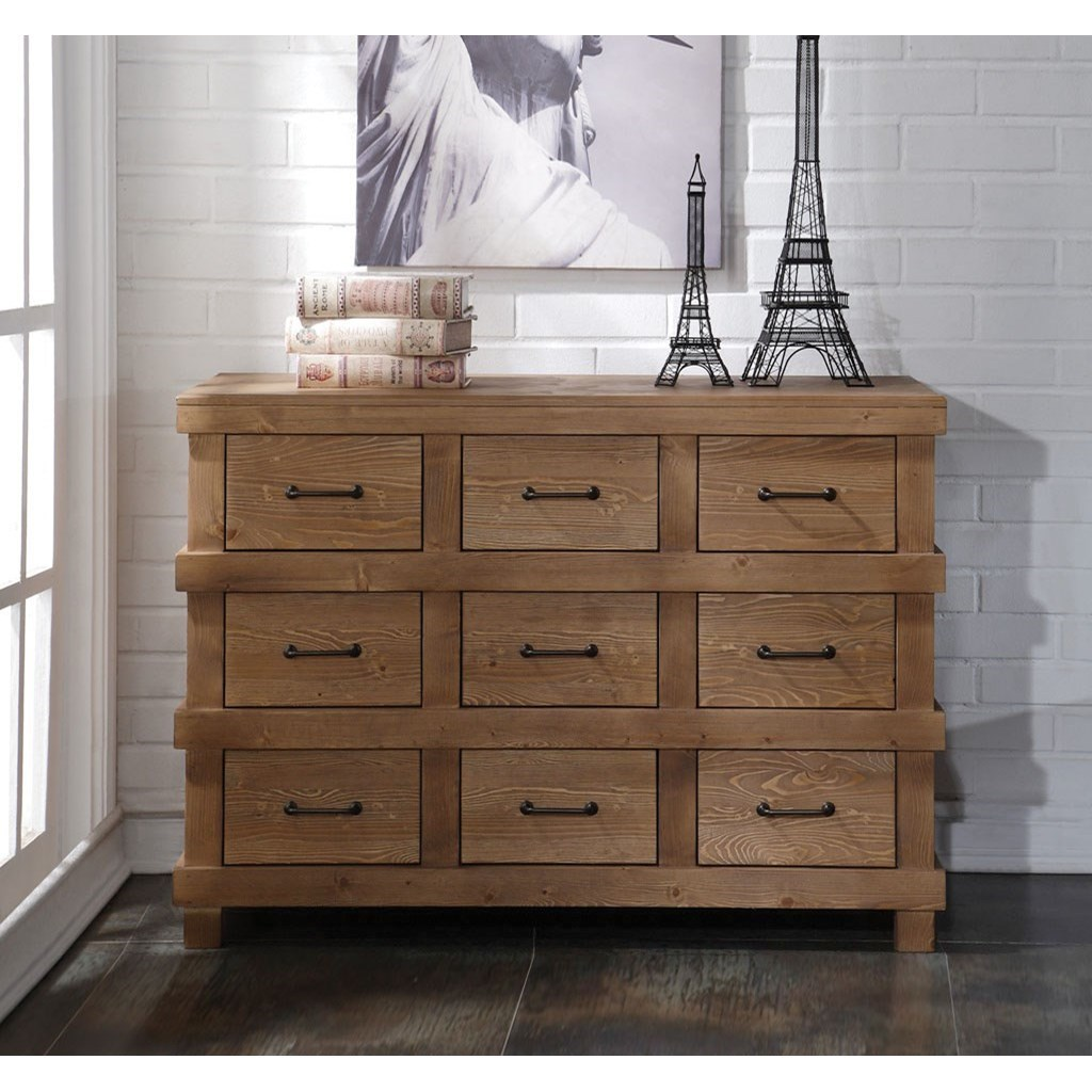 Adams Dresser by Acme Furniture at Carolina Direct