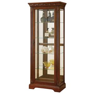 Acme Furniture Addy Curio Cabinet